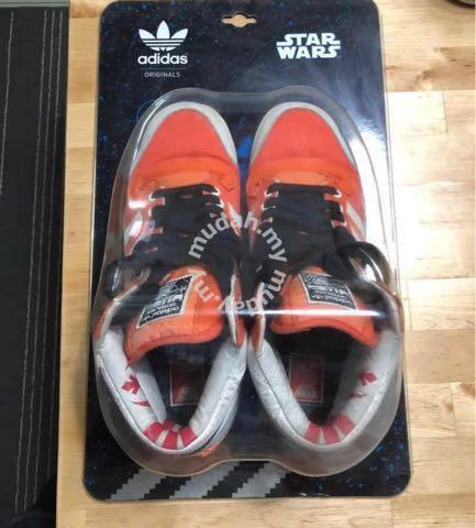 freír Prueba de Derbeville novedad  Adidas Originals Star Wars Luke Skywalker - Shoes for sale in Batu, Kuala  Lumpur - Mudah.my