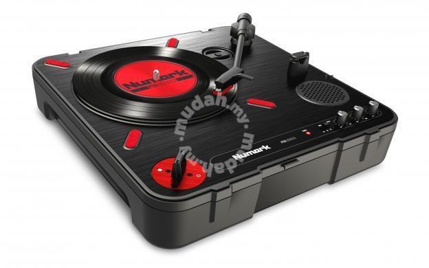 Numark pt01 Scratch Portable DJ Turntable - Music Instruments for sale in  Bangsar, Kuala Lumpur