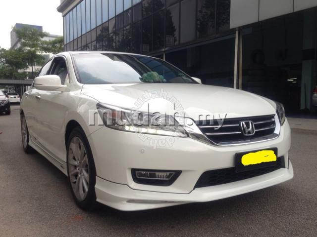 honda accord 2013 2015 bodykit ori abs with paint car accessories parts for sale in setapak. Black Bedroom Furniture Sets. Home Design Ideas
