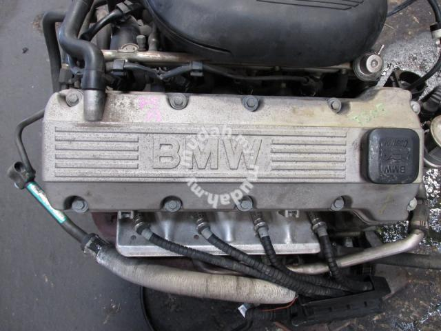 Jdm Bmw 3 Series E36 1 9 Sohc 4 Cylinder Engine Car Accessories Parts For Sale In Puchong Selangor