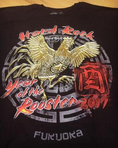 eabbbdc0 Hard Rock Cafe Tee #2 Fukuoka - Clothes for sale in Bertam, Penang