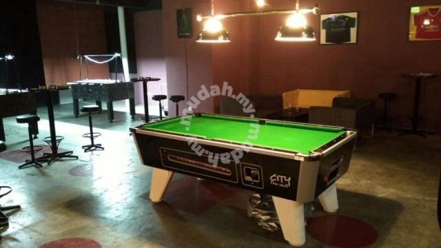 Ft City British Pool Table Sports Outdoors For Sale In Kota - British pool table