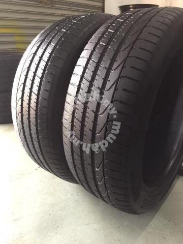 Tayar 19 inch 245 45 19 x 2pcs Pirelli Pzero