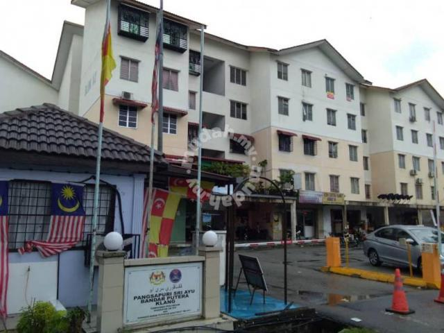 LOW COST LEVEL 2 Pangsapuri Sri Ayu