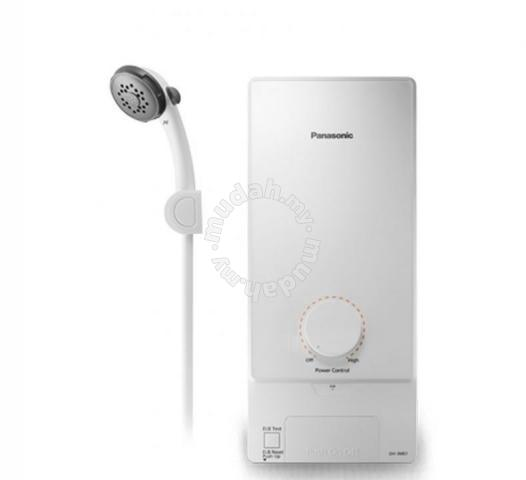 Panasonic Water Heater DH-3MP1 (Low Noise DC Pump)