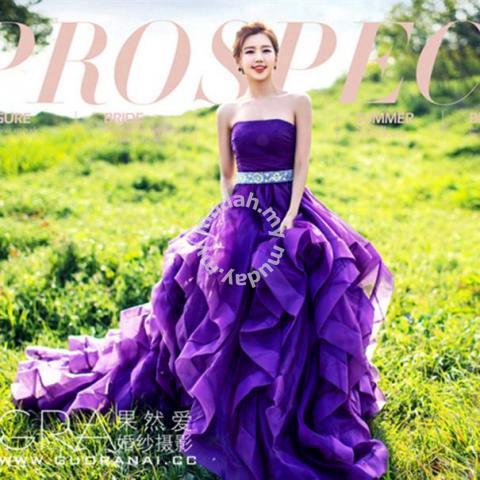 232b6cbd2e Wedding prom dress gown photoshoot RBMWD0089 - Wedding for sale in Johor  Bahru