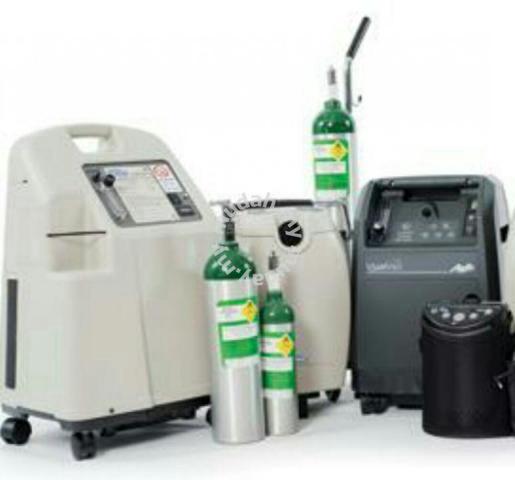 Pembekal Oxygen Concentrator Oksigen 24/7