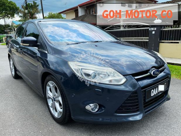 2013 Ford Focus 2 0 S Ti Vct Sport Plus A Otr Cars For Sale In Kuching Sarawak Mudah My