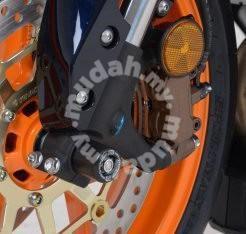 R/&G Racing FP0061BK Front Axle Slider