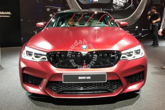 Bmw 5 series g30 m5 style f90 conversion kit - Car Accessories & Parts for  sale in Johor Bahru, Johor