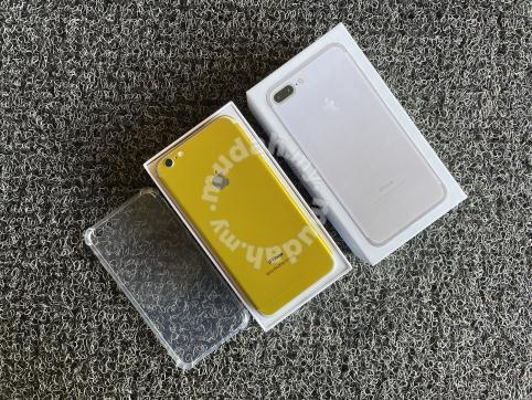 Iphone 6s Plus 16GB MY Silver ~ Boleh Trade-In !!