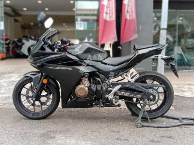 Cbr 500r Honda Used Nice Condition Motorcycles For Sale In Johor Bahru Johor Mudah My