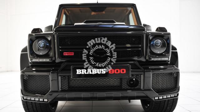 BRABUS G63 AMG Bodykit