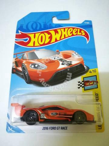 Hotwheels   Ford Gt Race Hobby Collectibles For Sale In Kepong Kuala Lumpur