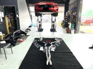 Mustang GT 5.0 Veleno Performance Exhaust System