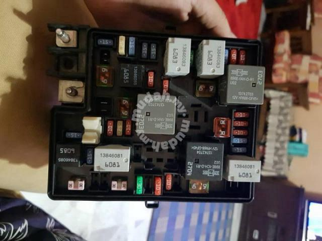 Proton Preve Repair Air Cond Fuse Box Ecu