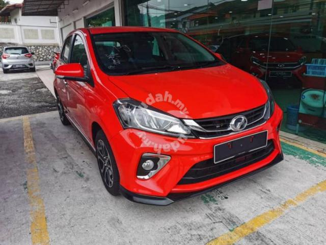 2019 Perodua MYVI 1.5 AV (A) HIGH TRADE IN VALUE - Cars