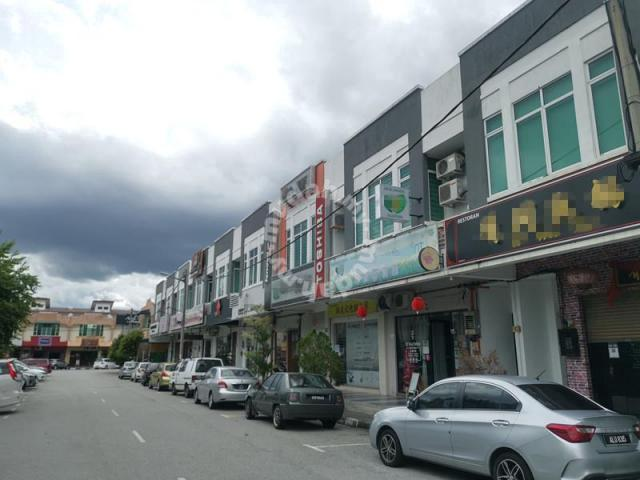 (Ground Floor) Ipoh Garden Medan Bestari Shoplot near Tesco Kinta City