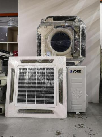 York 2 5hp Cassette Type Used Aircond Ac9833 Kl Home Appliances Kitchen For Sale In Kepong Kuala Lumpur Mudah My