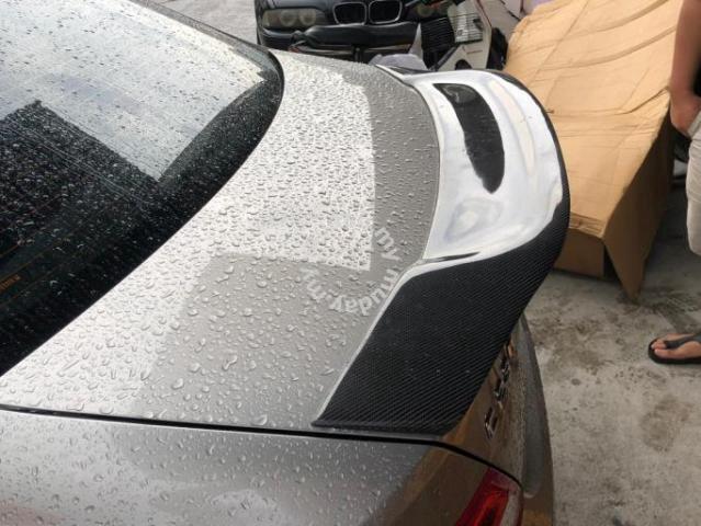 Mercedes benz w204 Renntech Carbon Fiber Spoiler - Car Accessories & Parts  for sale in Bandar Sunway, Selangor