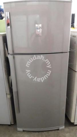 Refrigerator Sharp Sejuk Fridge Peti