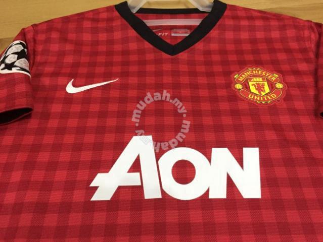 f0e559205 Manchester United Home (W) - Clothes for sale in Bertam