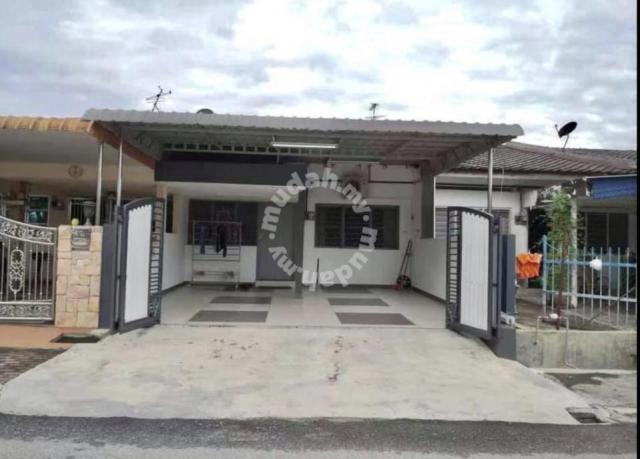 Refurbished N Renovated 1STY house at Tmn Gunung View Gunung Rpt Ipoh