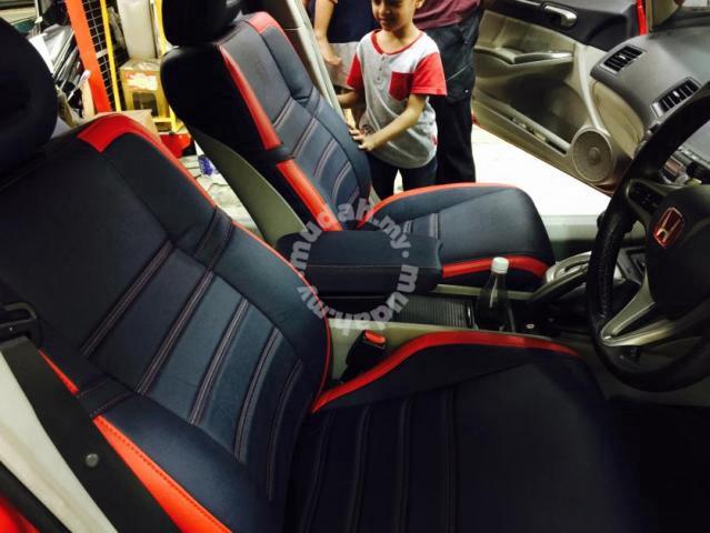 Honda Civic FD Semi Leather Seat Cover   Car Accessories U0026 Parts For Sale  In Desa Pandan, Kuala Lumpur