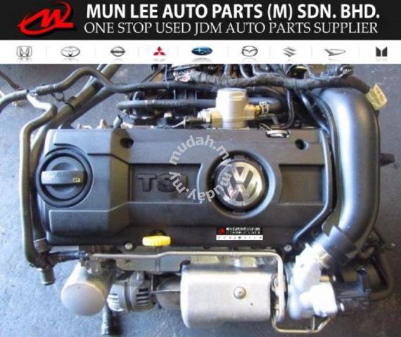 Volkswagen Golf Mk6 1 4 Cax Tsi Engine Kosong