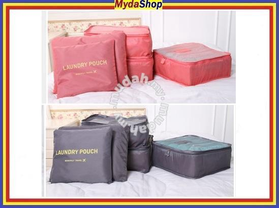 5 in 1 Travel Organizer Bag Pouch . Beg - Bags & Wallets for sale in Selayang, Selangor