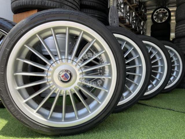 Alpina Original Sport Rim 18 Inch