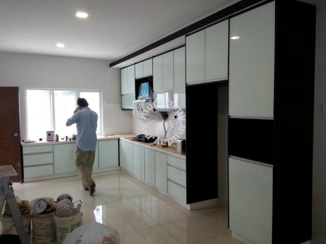 kitchen cabinet 3g glass door