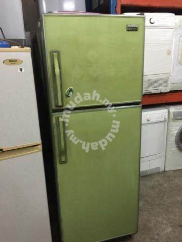 Vintage Fridge National Refrigerator Peti Sejuk , Home Appliances \u0026 Kitchen  for sale in Others, Kuala Lumpur