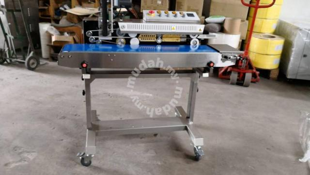 Industrial Heavy Duty Continuous Band Sealer - Professional/Business  Equipment for sale in Ipoh, Perak