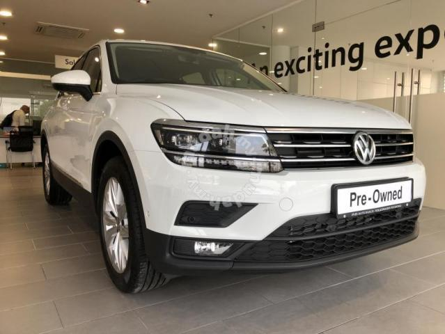 2019 Volkswagen TIGUAN 1 4 TSI HL - Cars for sale in Others, Kuala Lumpur