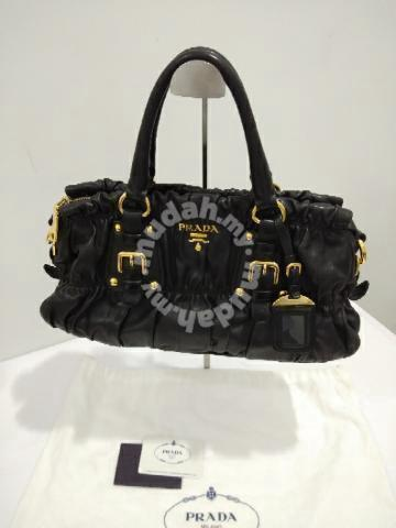 dbe6a706d8fc Prada Nappa Gaufre Nero - Bags & Wallets for sale in Old Klang Road, Kuala  Lumpur