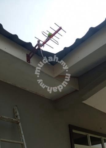 Antenna digital 5e outdoor untuk siaran MYTV - TV/Audio/Video for sale in  Kodiang, Kedah