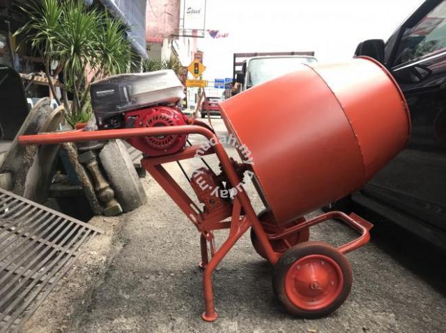 Mini Concrete Mixer Mesin Bancuh