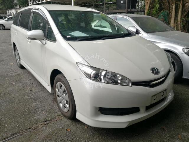 2015 Toyota Wish 1 8 All Model High Loan Unreg Cars For Sale In