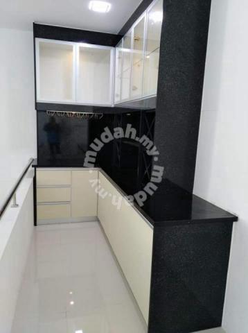 Tampoi Kabinet Dapur Kitchen Cabinet 3g 4g Home Appliances Kitchen For Sale In Tampoi Johor Mudah My