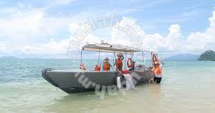 Satang Island Irrawaddy Dolphin Watching (3-in-1)