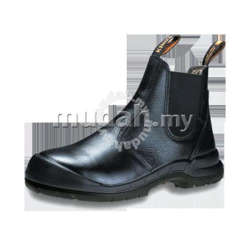 57869e8aa8e Safety Shoes Kings Men Mid Cut Black KWD706 Cust - Shoes for sale in USJ,  Selangor