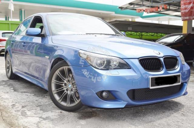 BMW I A ORIGINAL MSPORT Cars For Sale In Petaling - 2010 bmw 525i
