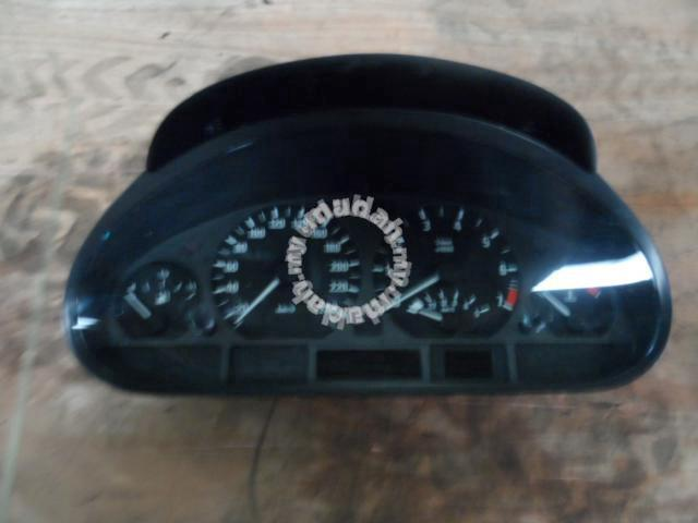 Jdm Parts Bmw E46 3 Series Dashboard Meter Gauge Car Accessories Parts For Sale In Puchong Selangor