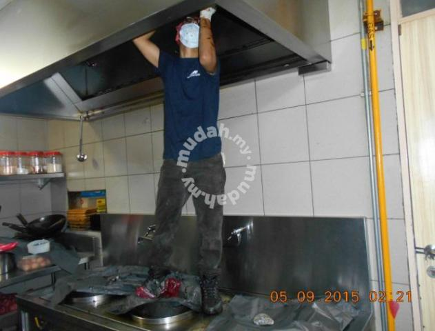 Attrayant Duct Cleaning Service Kitchen Exhaust Hood System