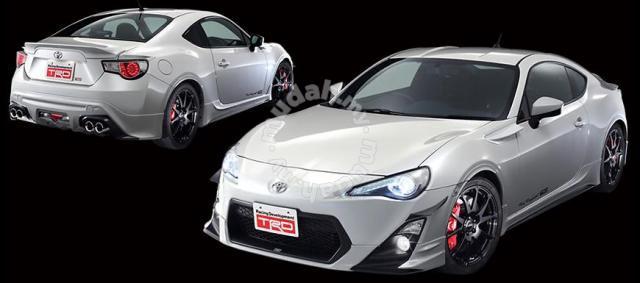 Toyota Ft 86 >> Toyota Ft86 Gt86 Trd Bodykit Body Kit Ft Gt 86 Lip Car Accessories Parts For Sale In Setapak Kuala Lumpur