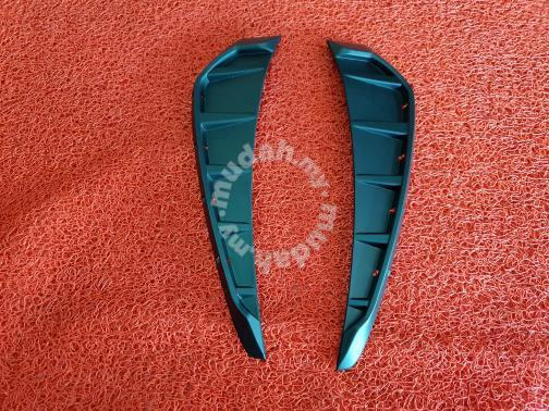 Universal side fender air vent trim garnish cover - Car Accessories & Parts  for sale in Setapak, Kuala Lumpur