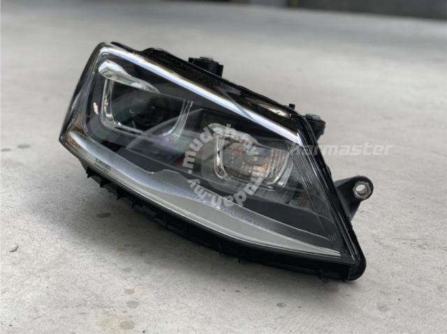 VW Volkswagen Jetta U Style Concept Head Lamp
