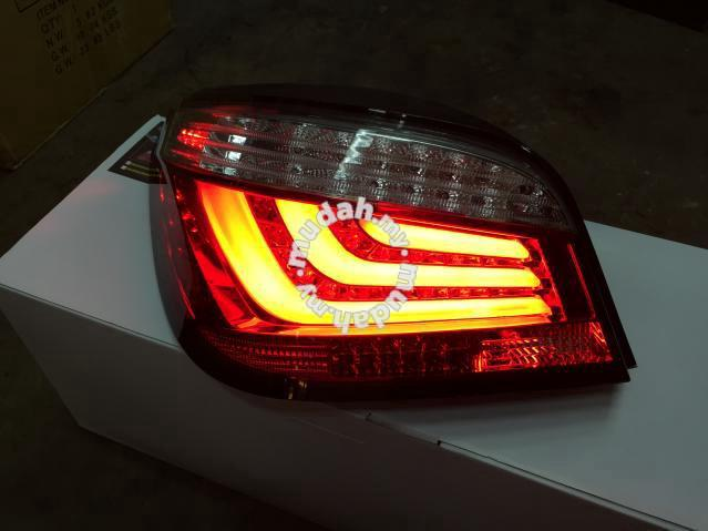 BMW E60 Tail lamp E60 Facelift Tail lamp E60 M5 - Car Accessories & Parts  for sale in Bandar Sunway, Selangor