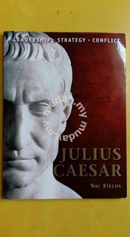 the advancing of julius caesars political career